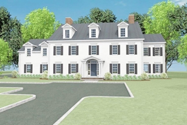 Dabney Road Rendering
